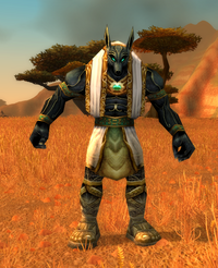 Image of Eroded Anubisath Warbringer