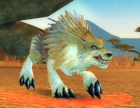 Image of Razormane Wolf