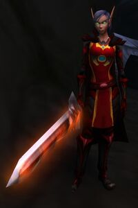 Image of Reliquary Blood Knight