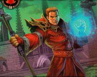 Image of Scarlet Sorcerer