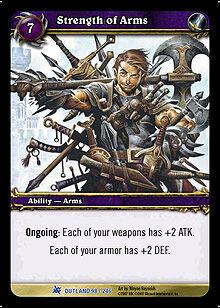Strength of Arms TCG Card.jpg
