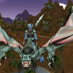 Darkspear Bat Rider