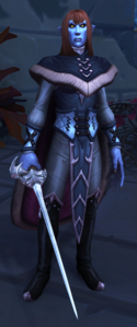 Image of Nadjia the Mistblade