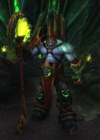 Image of Fel Lord Garzan