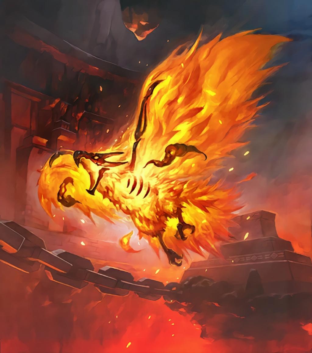 Firehawk Wow