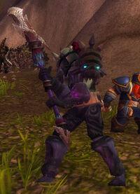 Image of Twilight Spearwarder