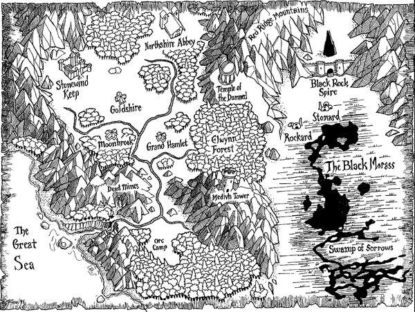 Warcraft I - Map of Azeroth.jpg