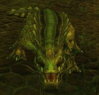 Image of Young Sawtooth Crocolisk