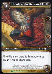 Boots of the Renewed Flight TCG Card.jpg