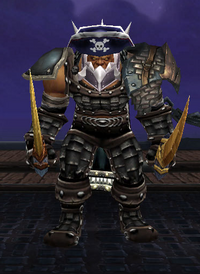 "Image of Torglork / ""Captain Ironbeard"""