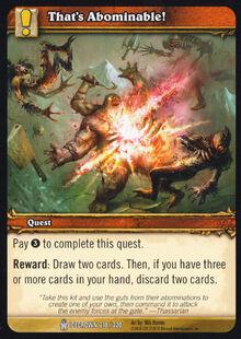 That's Abominable! TCG Card.jpg