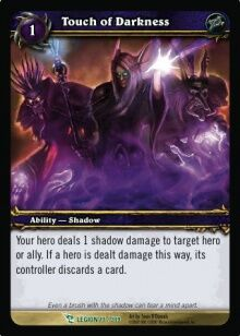 Touch of Darkness TCG Card.jpg