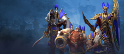 Warcraft III Reforged - Alliance units.png