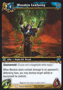 Woodsie Leafsong TCG Card.jpg