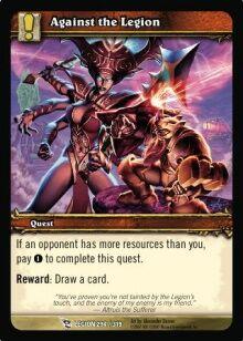 Against the Legion TCG Card.jpg