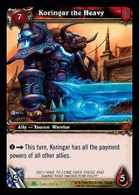 Koringar the Heavy TCG Card.jpg