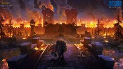 Warcraft III Reforged - The Culling key art.jpg