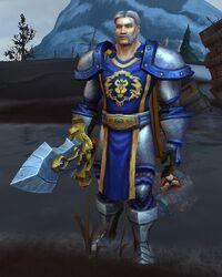 Image of Lieutenant Haas