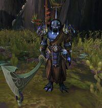 Image of Blademaster Okani