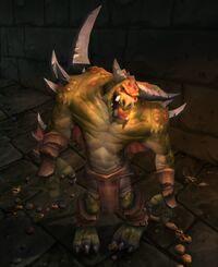Image of Drakonid Monstrosity