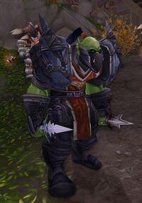 Image of Rak'gor Bloodrazor
