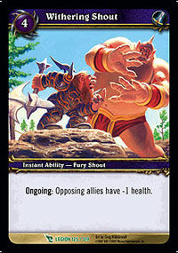Withering Shout TCG Card.jpg