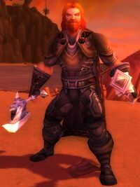 Image of Commander Arrington