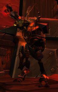 Image of Commander Na'kaz