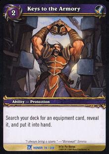 Keys to the Armory TCG Card.jpg