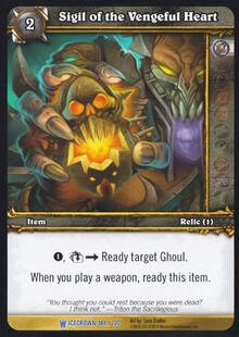 Sigil of the Vengeful Heart TCG Card.jpg