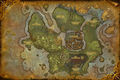 Map of the Ruins of Gilneas