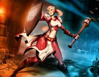 Image of Scarlet Protector