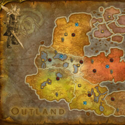 The Burning Crusade Townhall/Map of Outland
