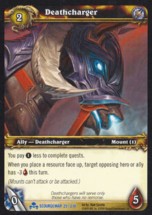 Deathcharger TCG Card.jpg