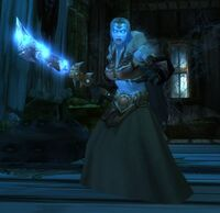 Image of Yulda the Stormspeaker