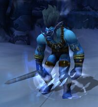 Image of Grik'nir the Cold