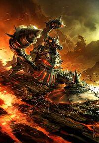Image of Iron Juggernaut