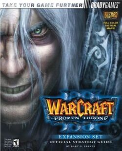 Warcraft III The Frozen Throne Official Strategy Guide.jpg