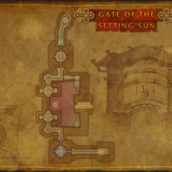 Gate of the Setting Sun