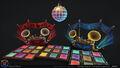 Auction House Dance Party props.jpg