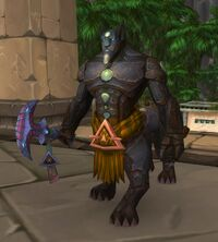 Image of Neferset High Guard