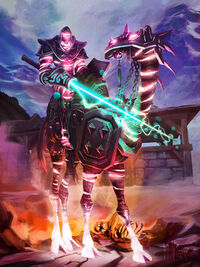 Image of Nexus-Champion Saraad