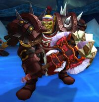 Image of Horde Commander
