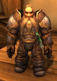 Image of Captain Dirgehammer