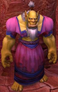Image of Ogath the Mad