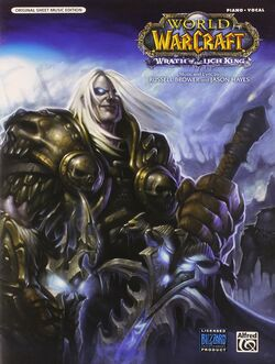 Wrath of the Lich King (sheet music).jpg
