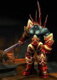 Image of Burning Felguard