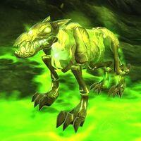Image of Burning Terrorhound