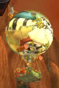Image of Krom'gar Hot Air Balloon