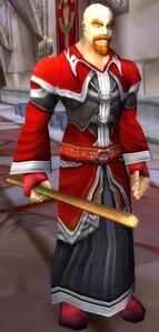 Image of Scarlet Wizard